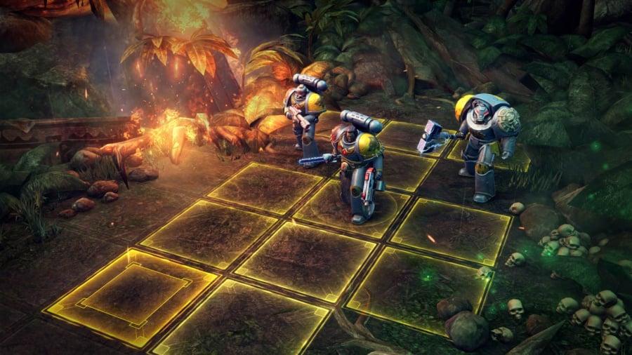 Warhammer 40,000: Space Wolf Review - Screenshot 2 of 4