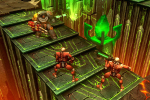 Warhammer 40,000: Space Wolf Screenshot