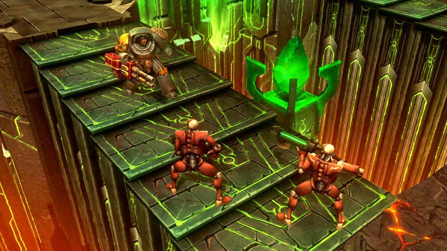 Warhammer 40,000: Space Wolf Review - Screenshot 4 of 4
