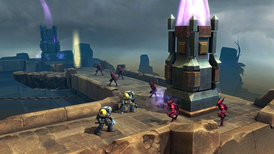 Warhammer 40,000: Space Wolf Review - Screenshot 3 of 4