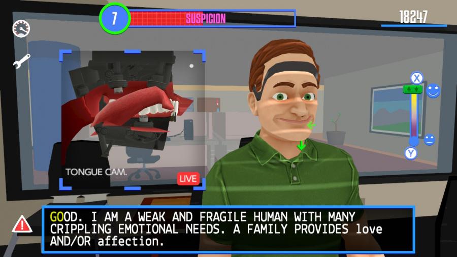 Speaking Simulator Review - Screenshot 1 of 3