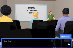 Speaking Simulator Screenshot