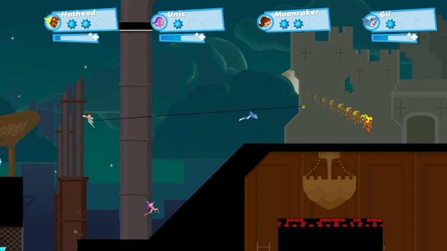 SpeedRunners Review - Screenshot 4 of 4
