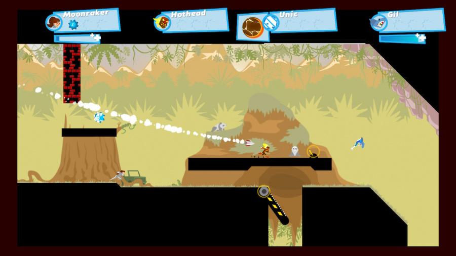 SpeedRunners Review - Screenshot 3 of 4