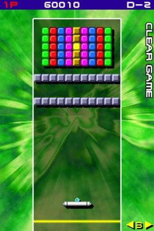 Arkanoid DS Review - Screenshot 2 of 3