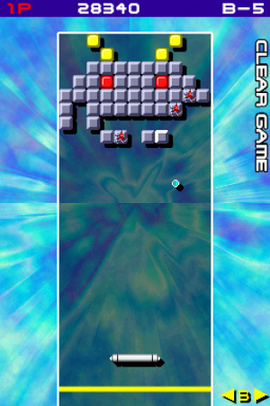 Arkanoid DS Review - Screenshot 1 of 3