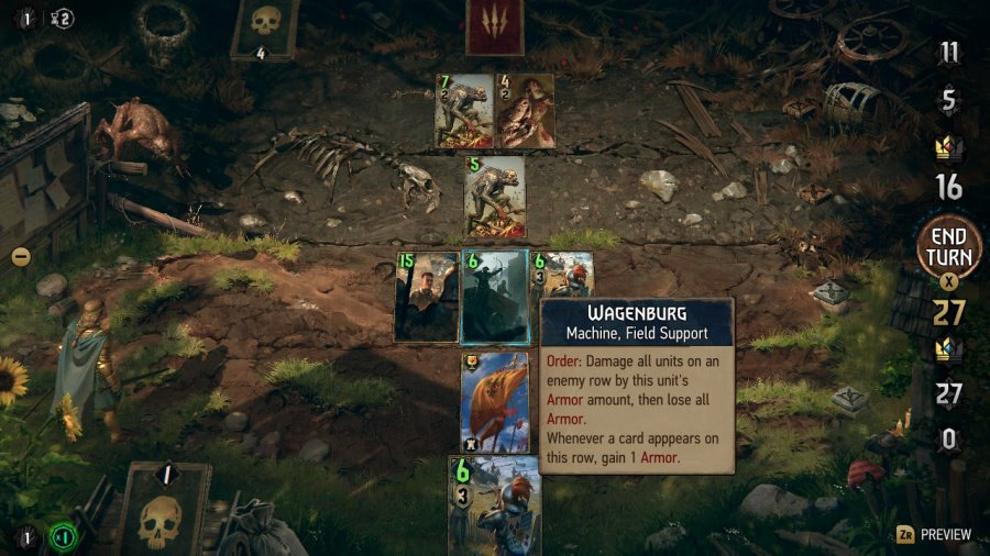 Thronebreaker: The Witcher Tales Review - Screenshot 4 of 5