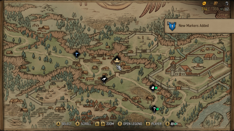 Thronebreaker: The Witcher Tales Review - Screenshot 3 of 5