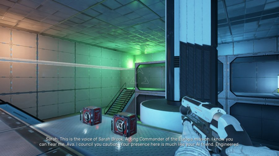The Turing Test Review - Screenshot 4 of 5