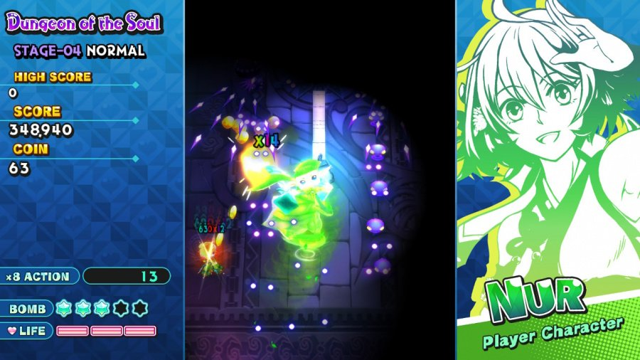 Sisters Royale: Five Sisters Under Fire Review - Screenshot 1 of 5