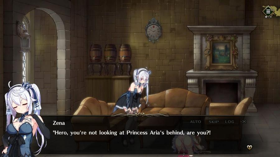 Prison Princess Review - Screenshot 3 of 5