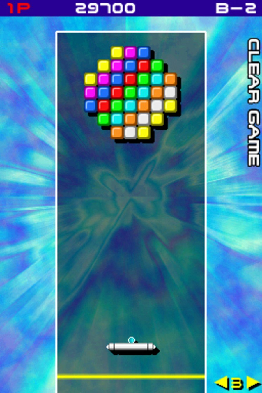 Arkanoid DS Screenshot