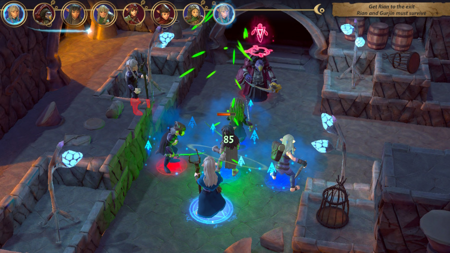 The Dark Crystal: Age of Resistance Tactics Review - Screenshot 3 of 6