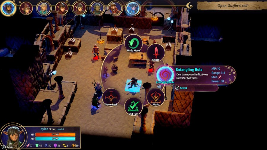 The Dark Crystal: Age of Resistance Tactics Review - Screenshot 6 of 6