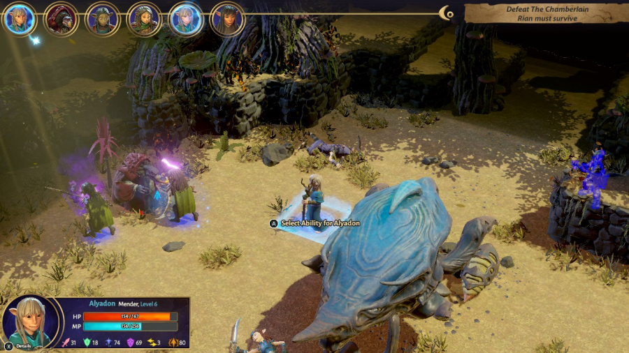 The Dark Crystal: Age of Resistance Tactics Review - Screenshot 1 of 6