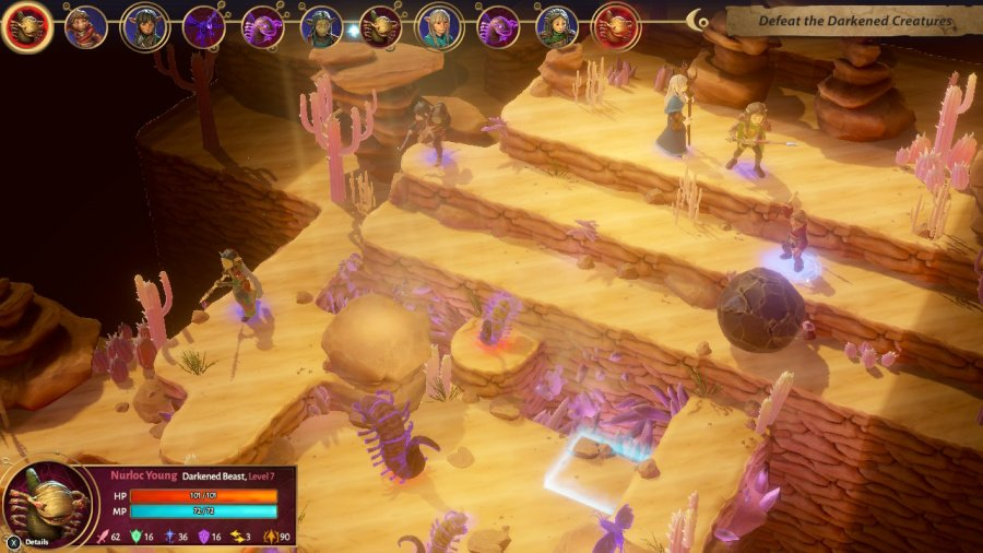 The Dark Crystal: Age of Resistance Tactics Review - Screenshot 4 of 6