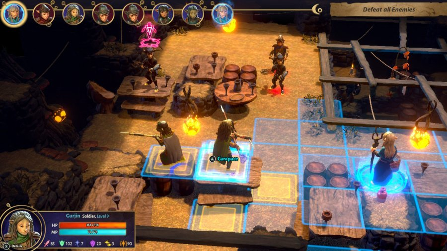 The Dark Crystal: Age of Resistance Tactics Review - Screenshot 5 of 6