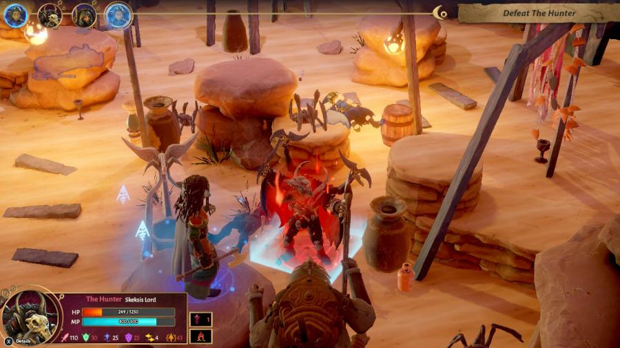 The Dark Crystal: Age of Resistance Tactics Review - Capture d'écran 6 de 6