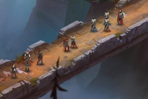 Ash of Gods: Redemption Screenshot