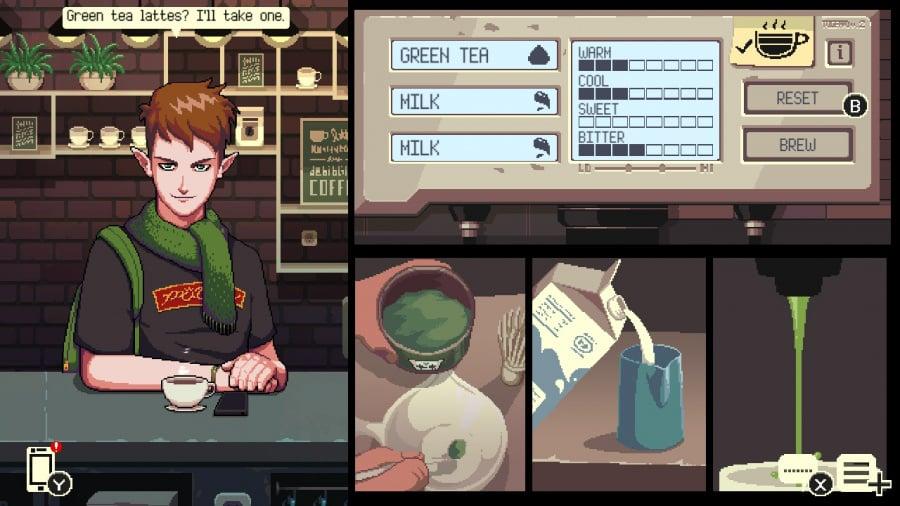 Coffee Talk Review - Screenshot 1 of 4
