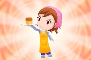 Cooking Mama: World Kitchen Screenshot