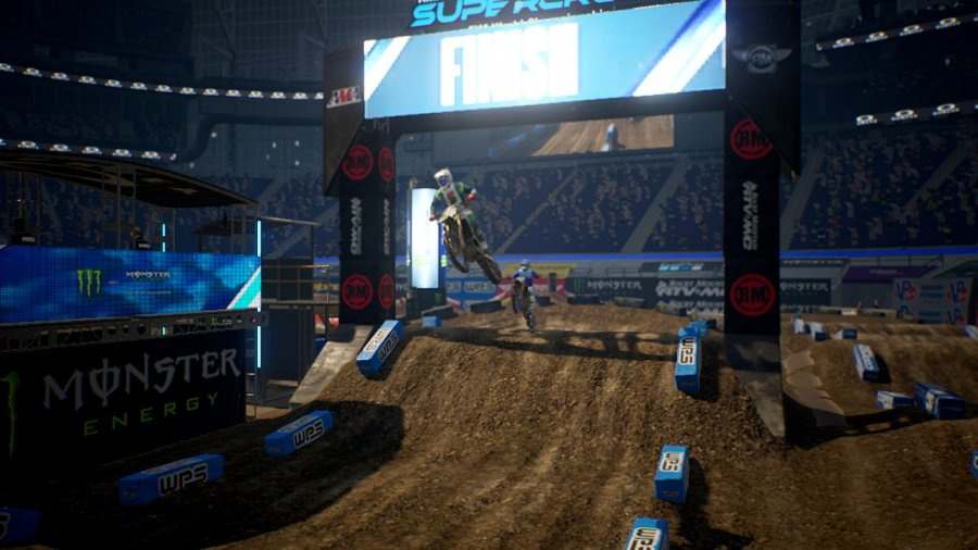 Monster Energy Supercross - The Official Videogame 3 Review - Screenshot 3 of 4