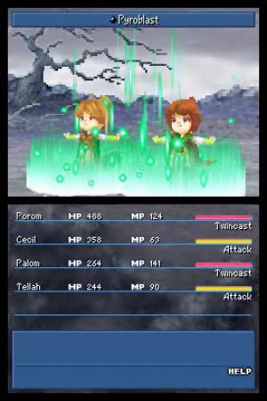 Final Fantasy IV Review - Screenshot 3 of 3