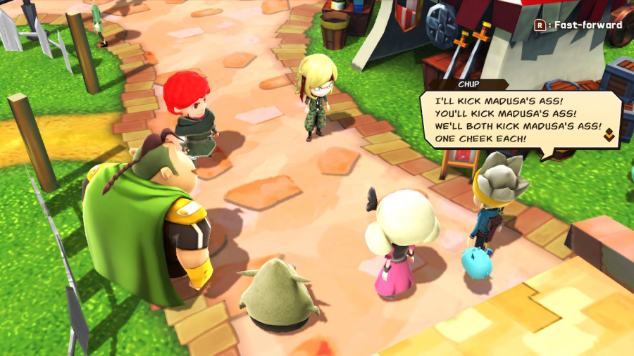Snack World: The Dungeon Crawl - Gold Review - Screenshot 5 of 7