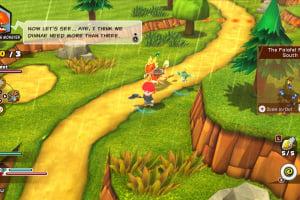 Snack World: The Dungeon Crawl - Gold Screenshot