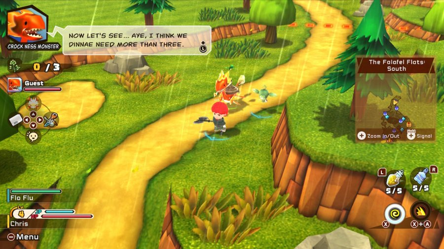 Snack World: The Dungeon Crawl - Gold Review - Screenshot 2 of 7