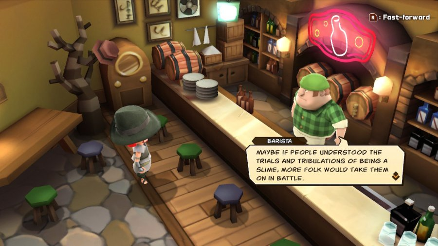 Snack World: The Dungeon Crawl - Gold Review - Screenshot 3 of 7