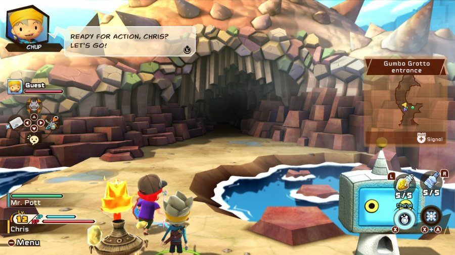 Snack World: The Dungeon Crawl - Gold Review - Screenshot 7 of 7