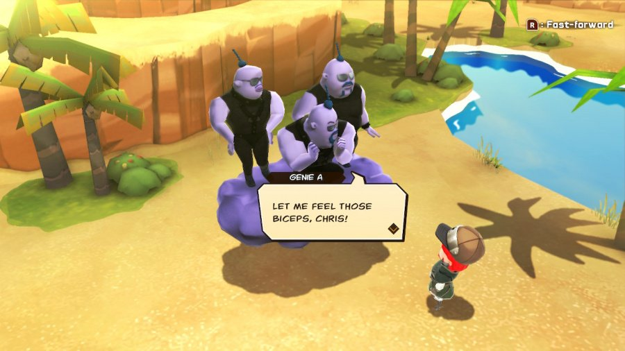 Snack World: The Dungeon Crawl - Gold Review - Screenshot 6 of 7
