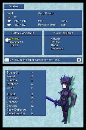 Final Fantasy IV Review - Screenshot 1 of 3