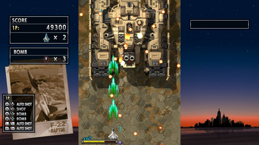 Psikyo Shooting Stars Alpha Review - Screenshot 1 of 5