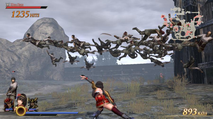 Warriors Orochi 4 Ultimate Review - Screenshot 4 dari 5