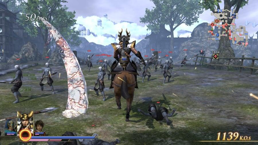 Warriors Orochi 4 Ultimate Review - Screenshot 2 dari 5
