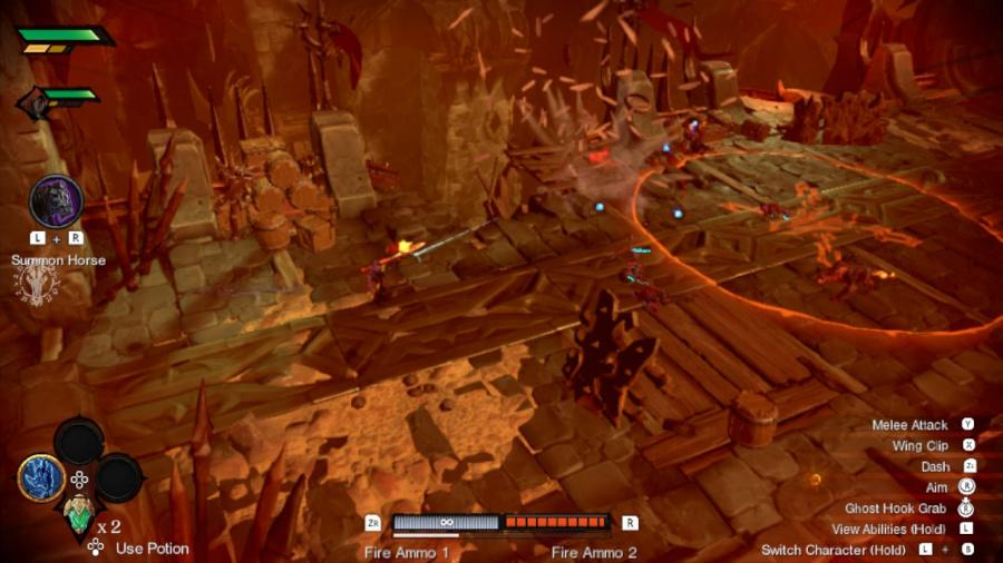 Darksiders Genesis Review - Screenshot 8 of 8
