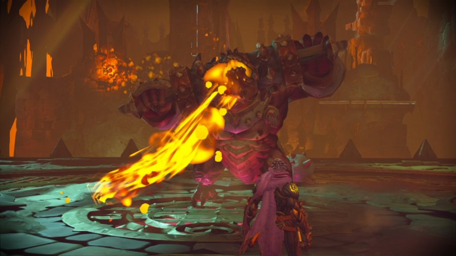 Darksiders Genesis Review - Screenshot 1 of 6