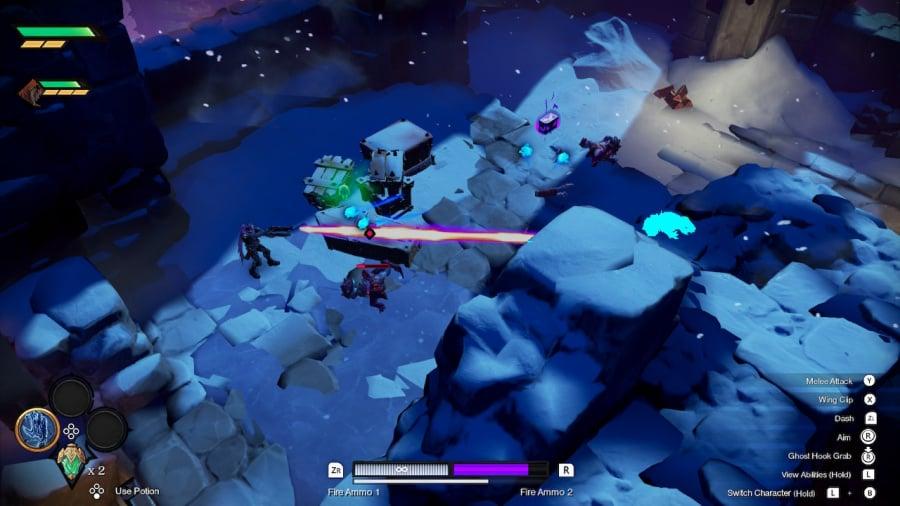 Darksiders Genesis Review - Screenshot 1 of 8