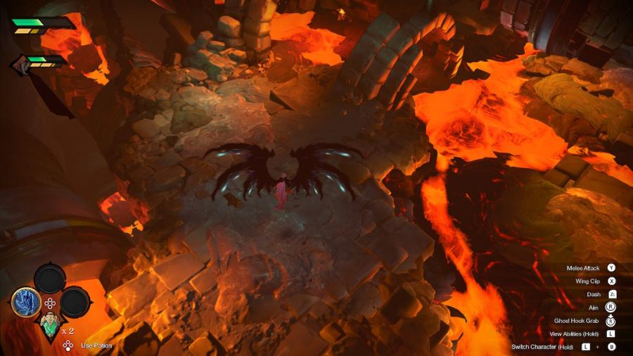 Darksiders Genesis Review - Screenshot 4 of 8