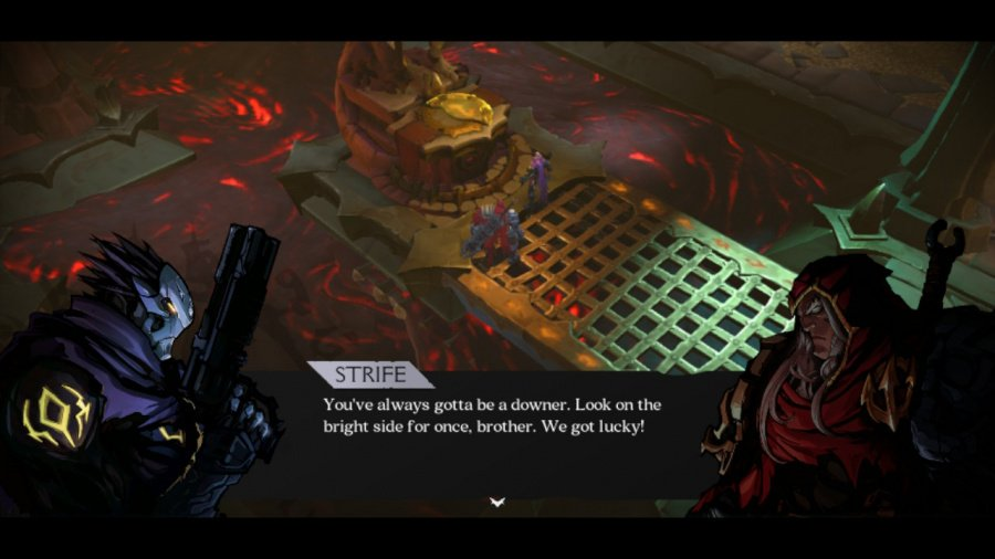 Darksiders Genesis Review - Screenshot 7 of 8