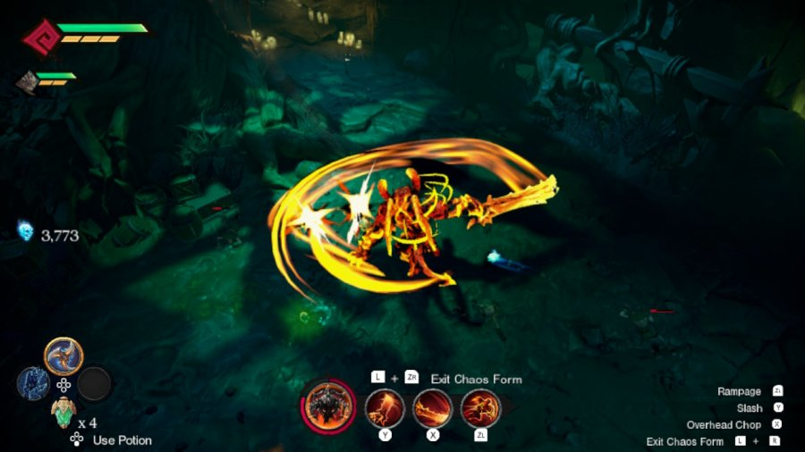 Darksiders Genesis Review - Screenshot 3 of 8