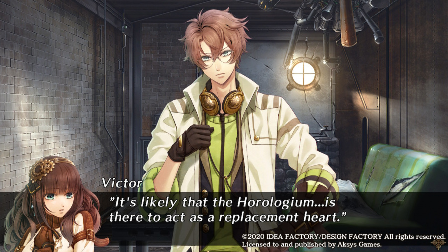 Code: Realize Guardian of Rebirth Review - Screenshot 3 of 5