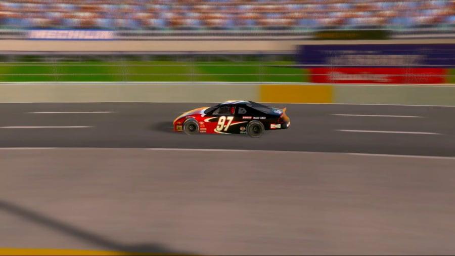 Speedway Racing Review - Screenshot 1 of 3