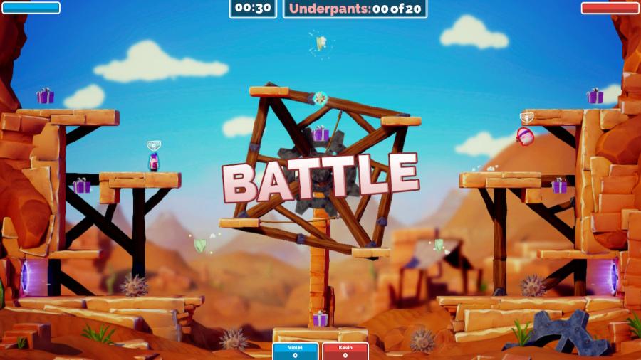 Brief Battles Review - Screenshot 1 of 5