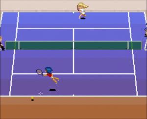 Smash Tennis Review - Screenshot 3 of 6