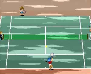 Smash Tennis Review - Screenshot 1 of 6
