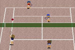 Smash Tennis Screenshot