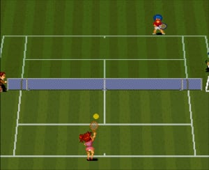Smash Tennis Review - Screenshot 6 of 6